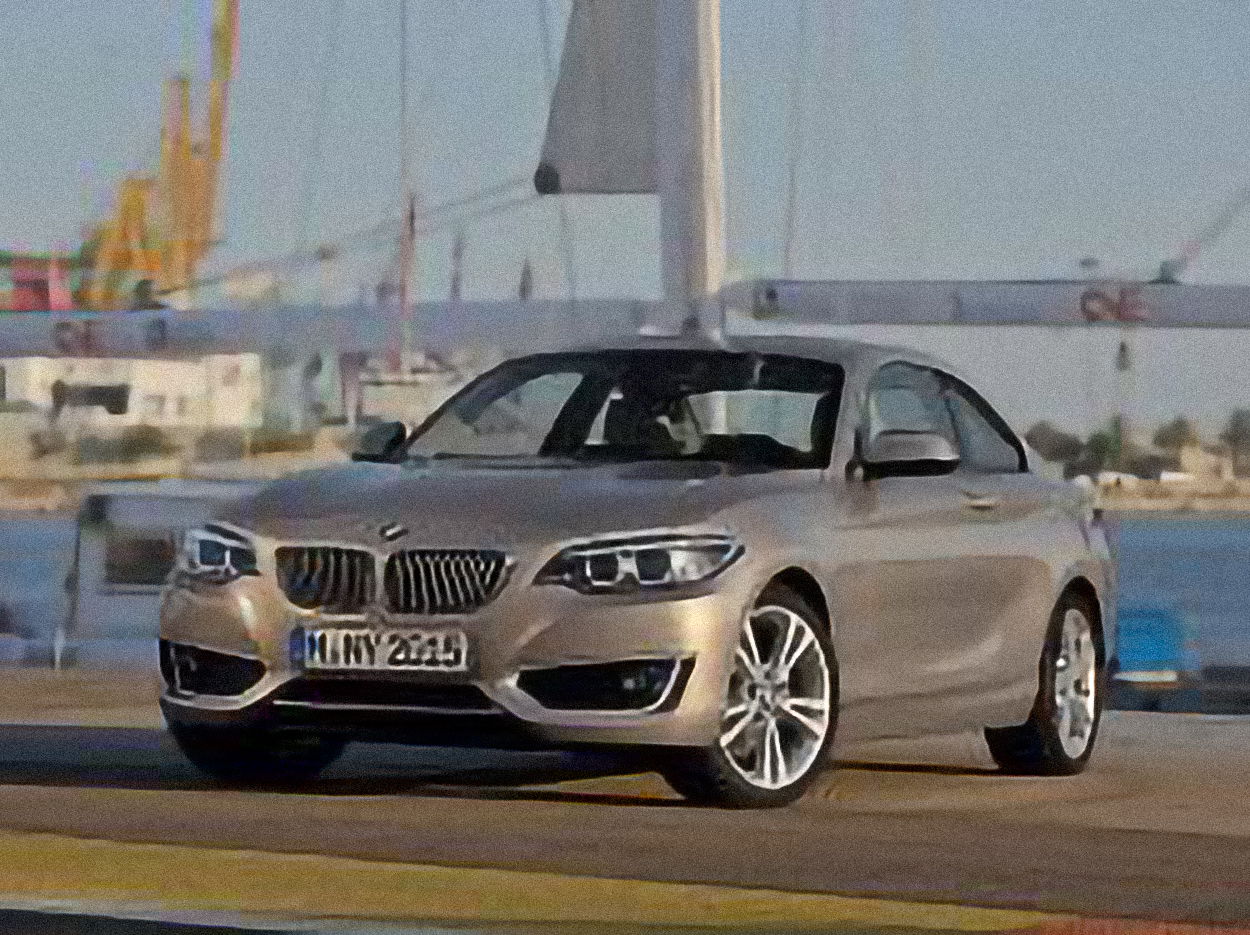 BMW AWD 230i 2dr Coupe