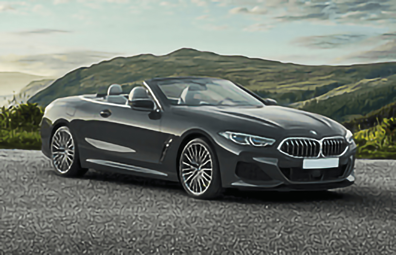 BMW 840i 2dr Convertible