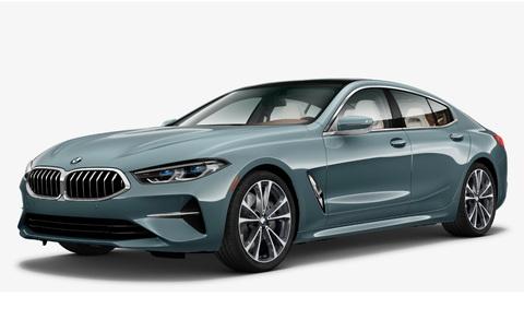 BMW M850 Gran Coupe